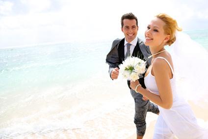 Hochzeit in Amerika Traditionen