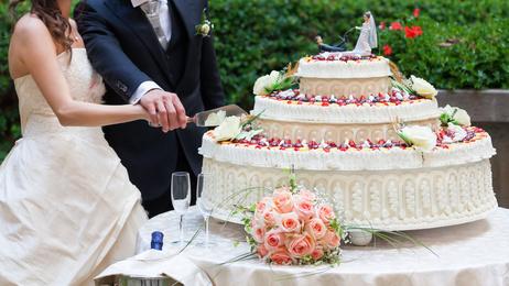 Weltrekord Grosster Hochzeitskuchen